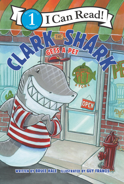 Clark the Shark Gets a Pet