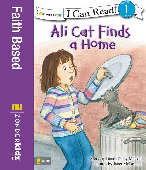 Ali Cat Finds a Home