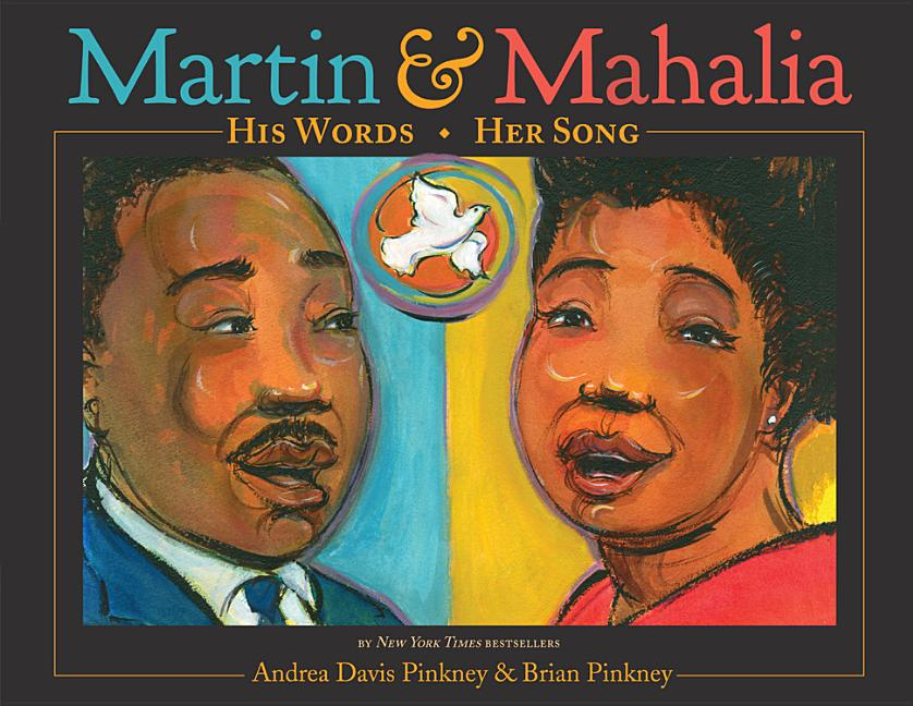 Martin & Mahalia: His Words, Her Song