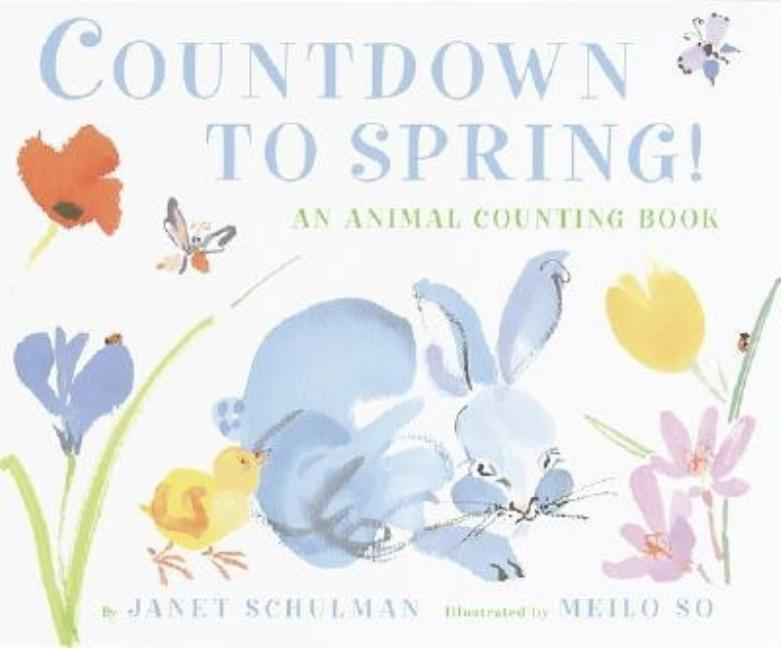 Countdown to Spring!: An Animal Counting Book