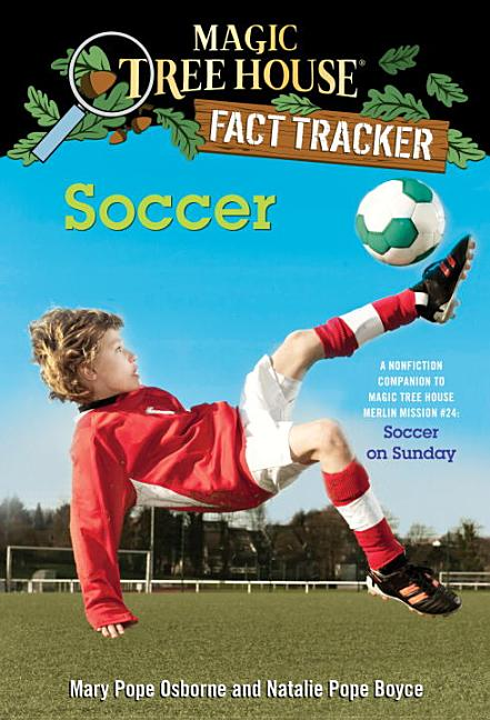 Soccer: A Nonfiction Companion to Soccer on Sunday