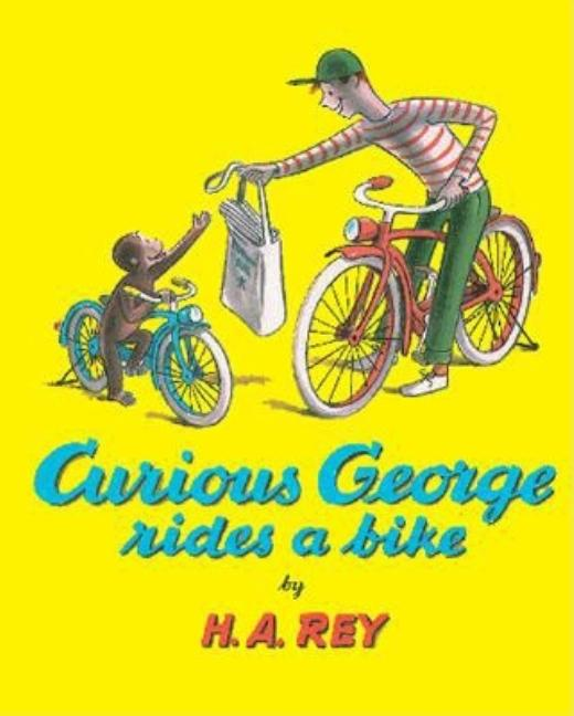 Curious George Rides a Bike