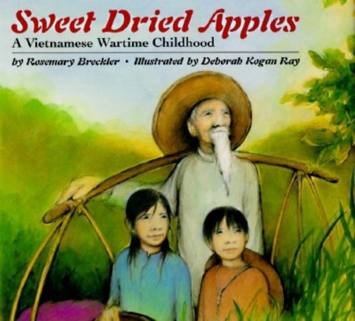Sweet Dried Apples