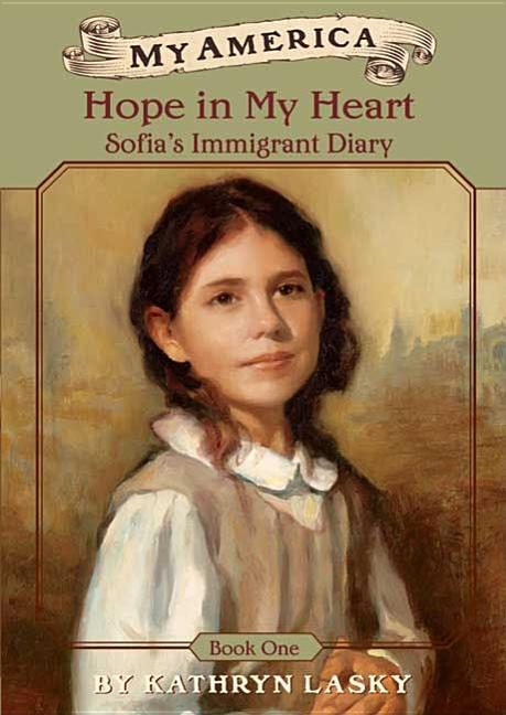 Hope in My Heart, Sofia's Ellis Island Diary