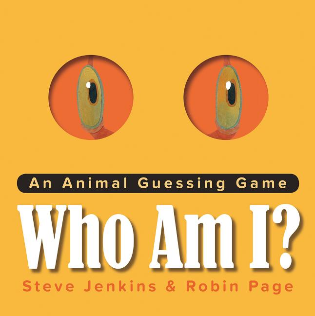 Who Am I?: An Animal Guessing Game