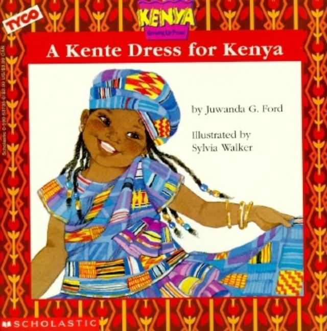 A Kente Dress for Kenya
