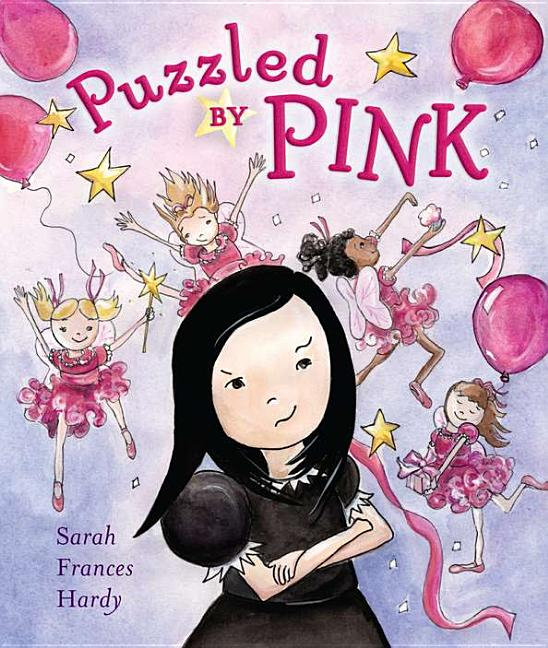 Puzzled by Pink
