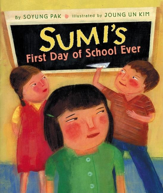 Sumi's First Day of School Ever