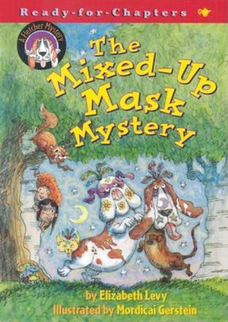 The Mixed-Up Mask Mystery