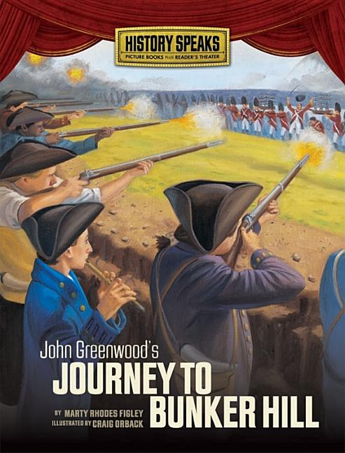 John Greenwood's Journey to Bunker Hill