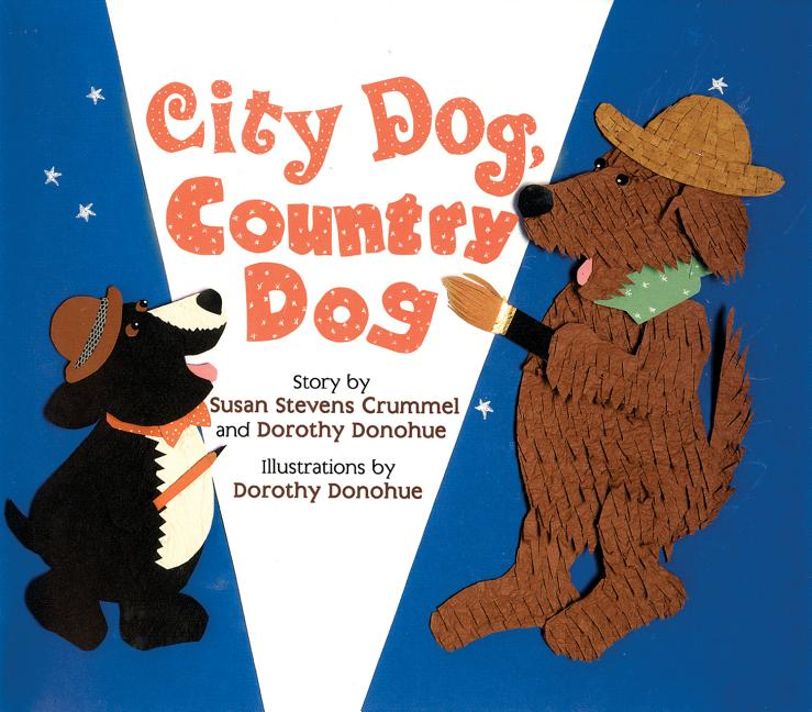 City Dog, Country Dog: Adapted from an Aesop Fable