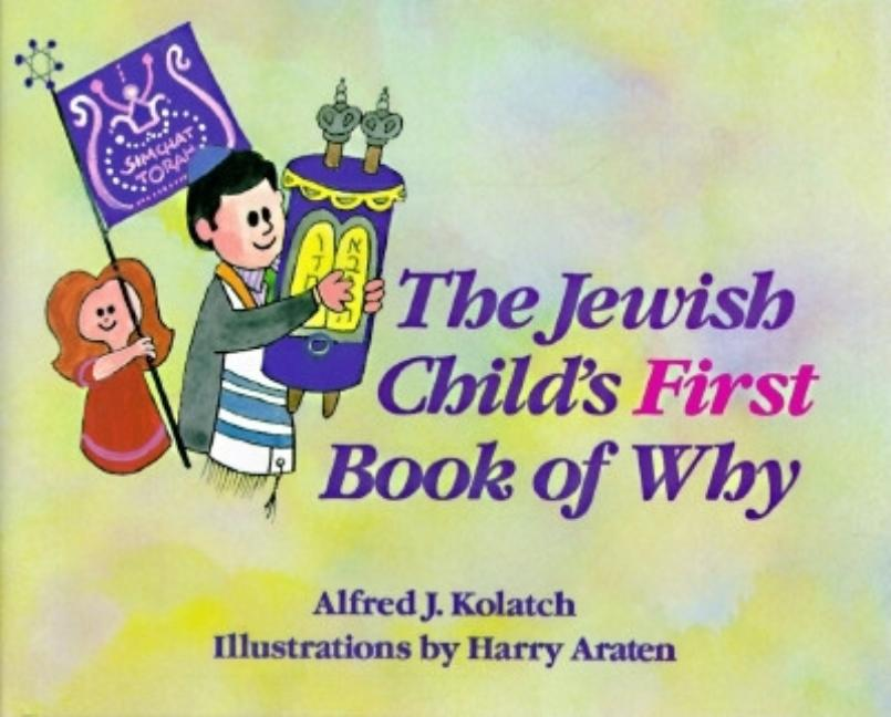 Jewish Child's First Book of Why