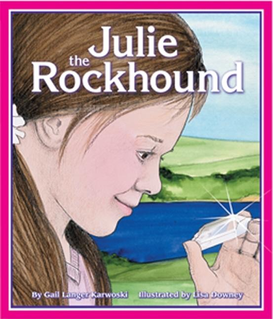 Julie the Rockhound