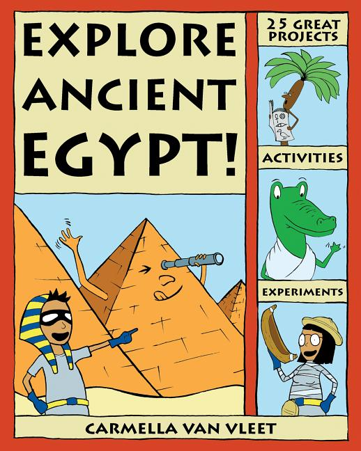 Explore Ancient Egypt!