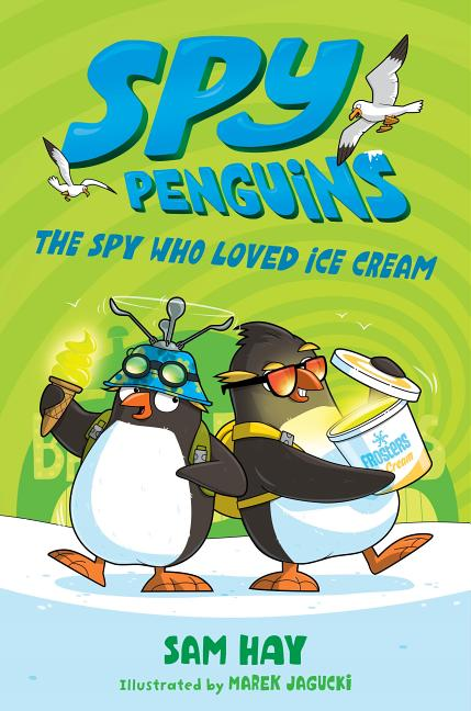 The Spy Who Loved Ice Cream