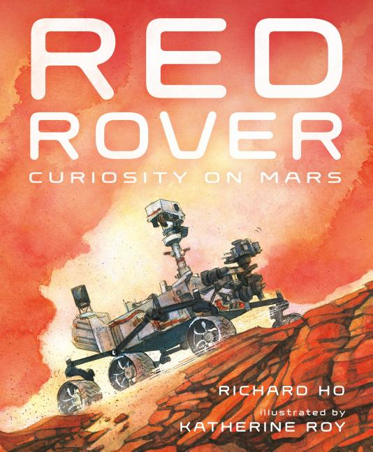 Red Rover: Curiosity on Mars
