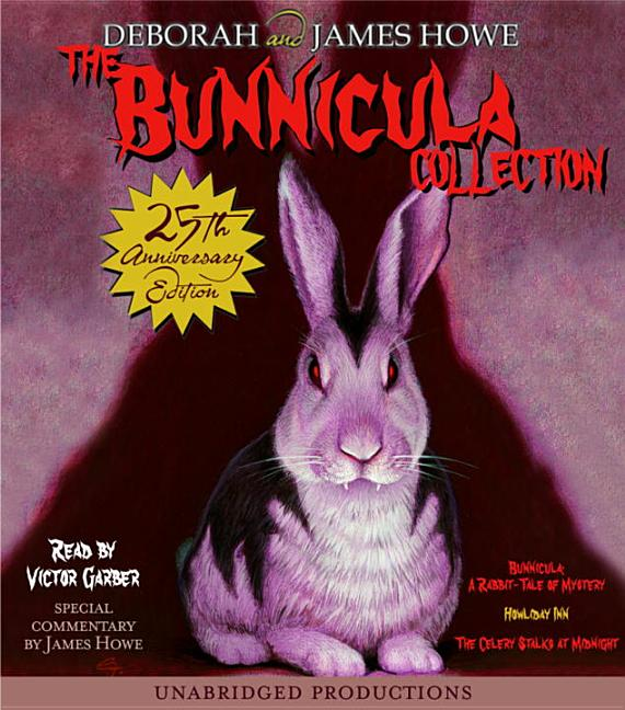 Bunnicula Collection: Books 1-3
