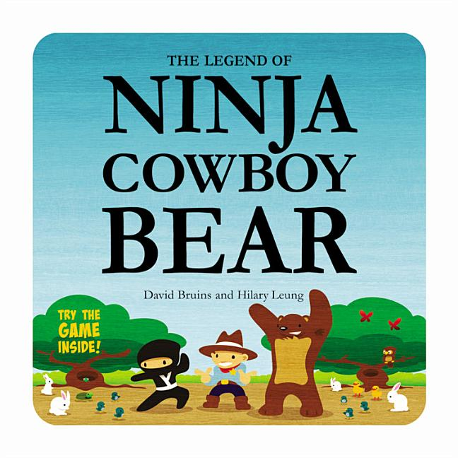 The Legend of Ninja Cowboy Bear