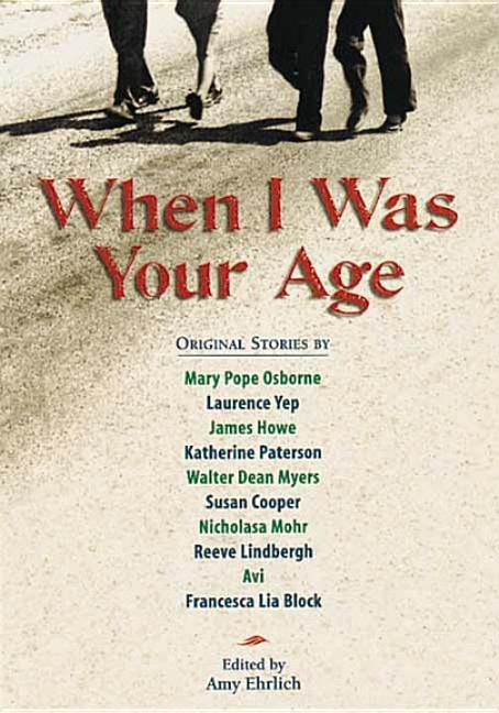 When I Was Your Age
