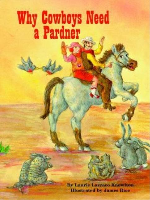 Why Cowboys Need a Pardner