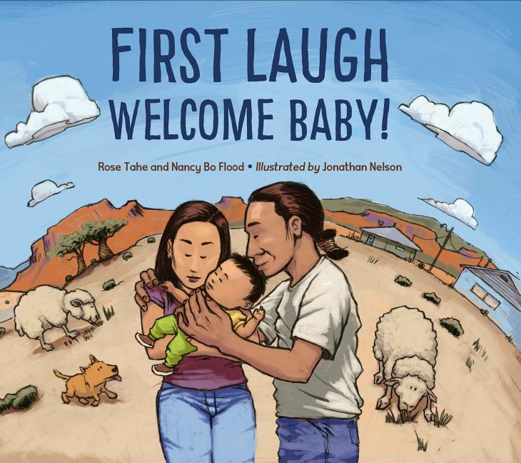 First Laugh - Welcome, Baby!