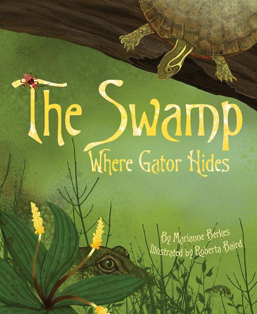 The Swamp Where Gator Hides