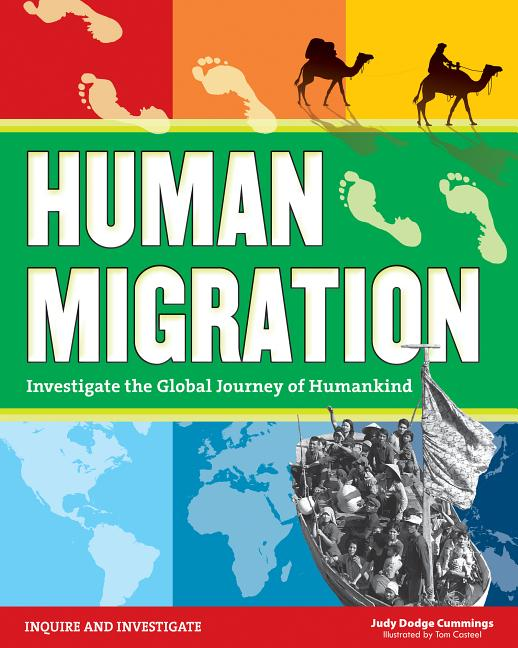 Human Migration: Investigate the Global Journey of Humankind