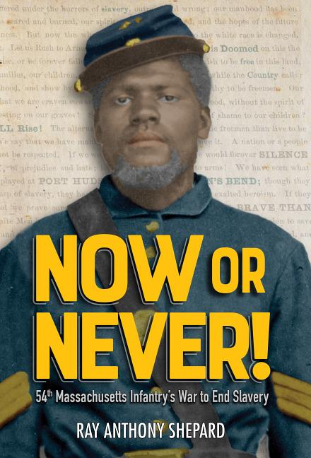 Now or Never: Fifty-Fourth Massachusetts Infantry's War to End Slavery