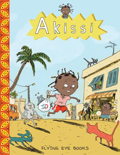Akissi: Cat Invasion