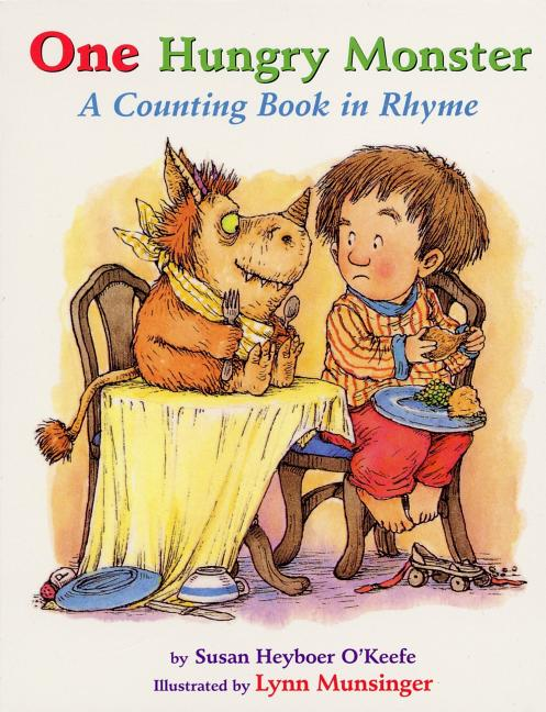 One Hungry Monster: A Counting Book in Rhyme