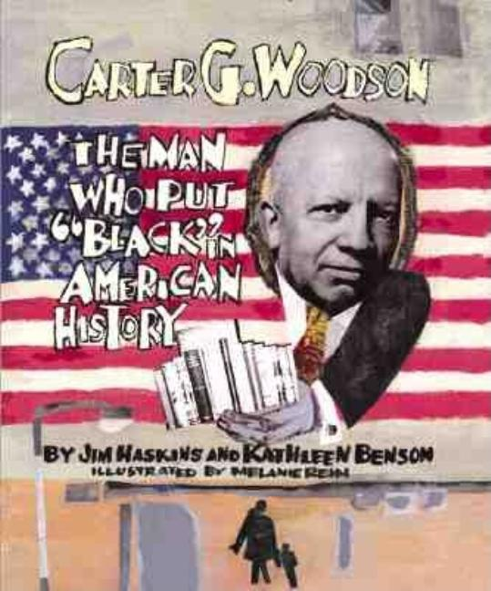 "Carter G. Woodson: The Man Who Put ""Black"" in American History"