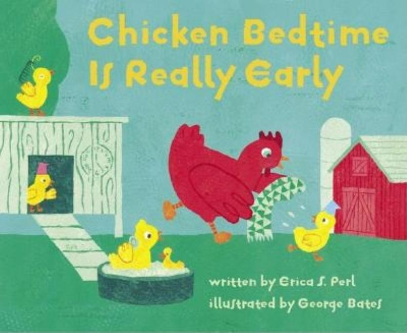 Chicken Bedtime Is Really Early
