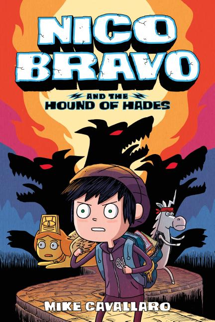 Nico Bravo and the Hound of Hades