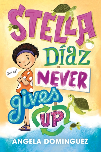Stella Di­az Never Gives Up