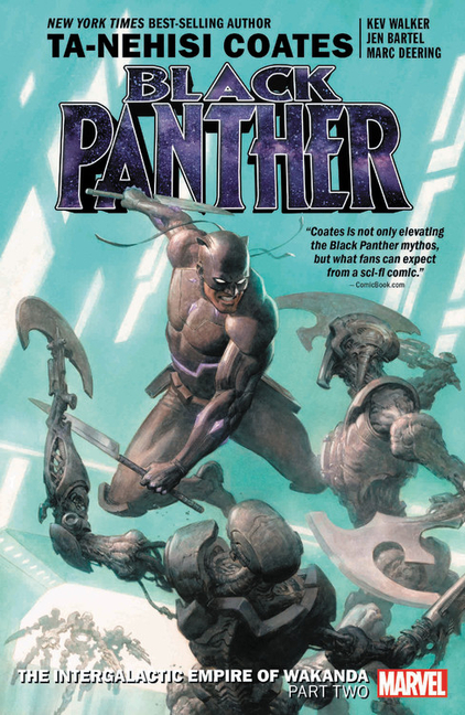 Black Panther Vol. 7: The Intergalactic Empire of Wakanda, Part 2