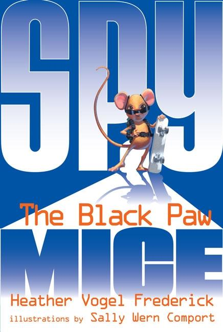 Spy Mice: The Black Paw