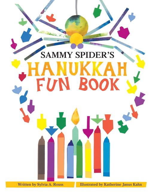 Sammy Spider's Hanukkah Fun Book
