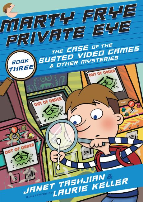 The Case of the Busted Video Games & Other Mysteries