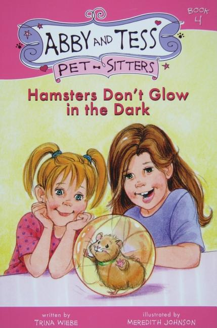 Hamsters Don't Glow in the Dark