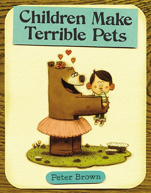 Children Make Terrible Pets