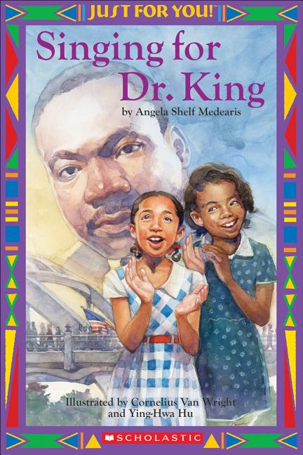 Singing for Dr. King