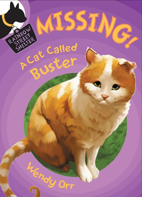 Missing! A Cat Called Buster