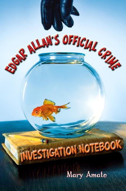 Edgar Allan's Official Crime Investigation Notebook