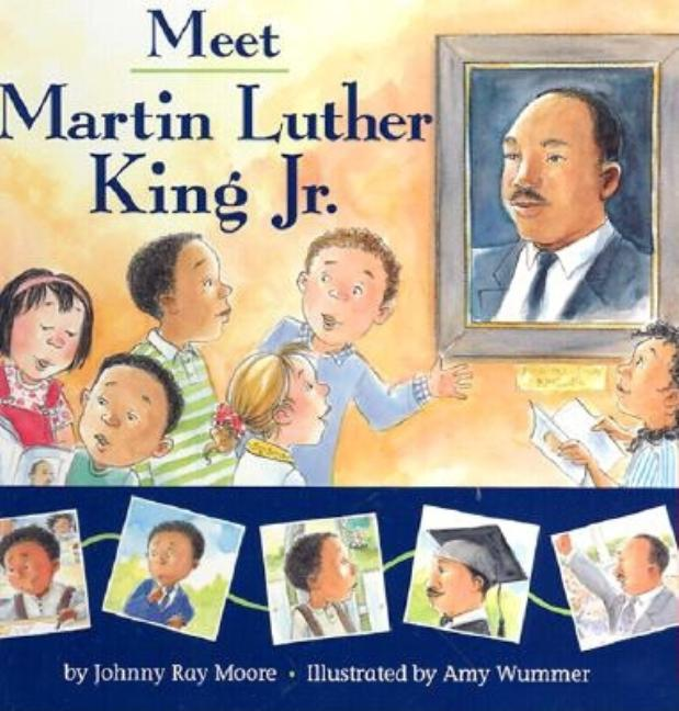 Meet Martin Luther King Jr.
