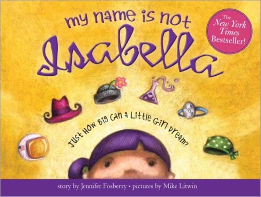 My Name Is Not Isabella