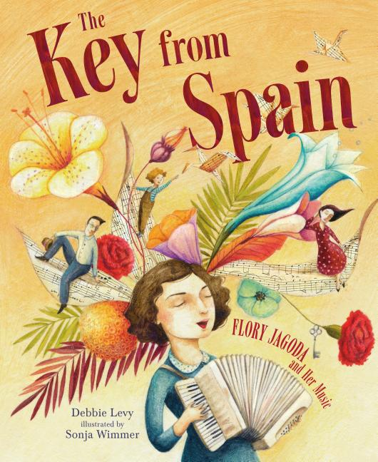 Key from Spain, The: Flory Jagoda and Her Music