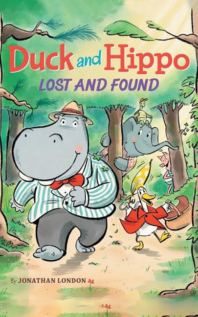 Duck and Hippo Lost and Found