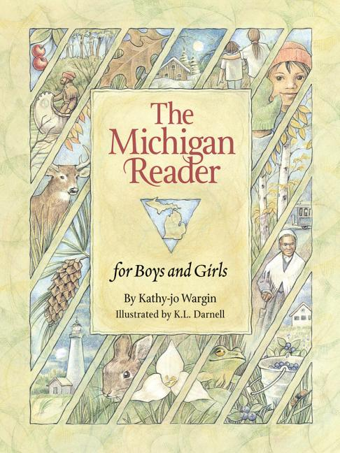 The Michigan Reader: For Boys and Girls