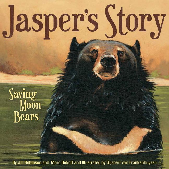 Jasper's Story: Saving Moon Bears