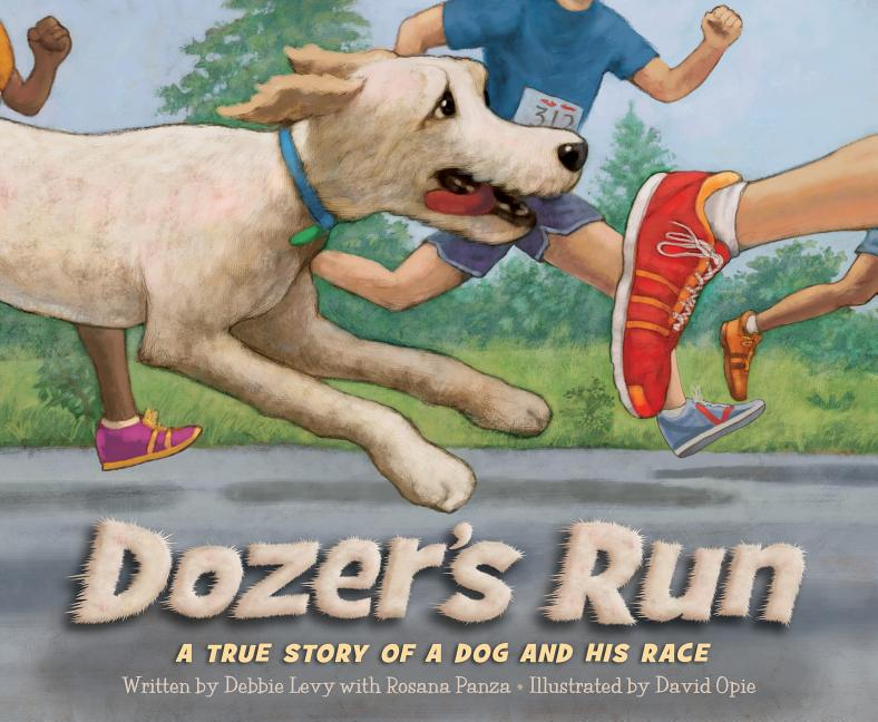 Dozer's Run: A True Story of a Dog and His Race